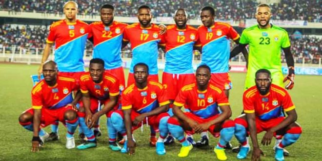 Léopards RDC
