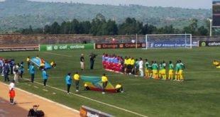 Chan RDC Vs Cameroun