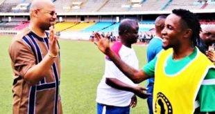 Le président de Coordination du DCMP Vidiye Tshimanga a rendu hommage à ses joueurs malgré l'élimination en phases de groupes de la Coupe de la Confédération