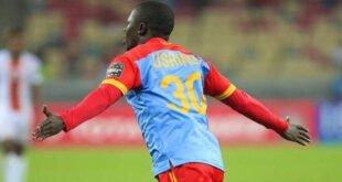 Le Congolais Chico Ushindi dans l'histoire à jamais en inscrivant le tout premier but du stade Japoma de Douala