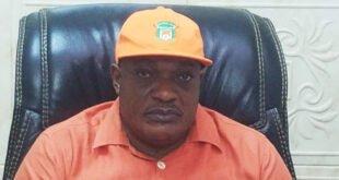 Pascal Mukuna, le nouveau Président du Conseil d'administration de ( PCA) du FC Renaissance du Congo.