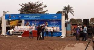 RDC : Félix Tshisekedi lance le projet pilote d'éclairage public dans la commune de la N'sele.